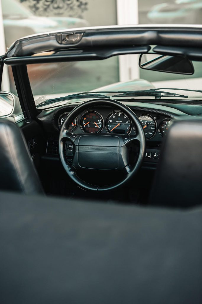 Porsche 911 Carrera 2 1992 de Diego Maradona