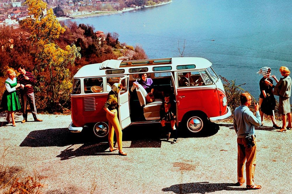 Kombi 23 Janelas virou um sucesso na Europa e EUA nos anos 50 e 60
